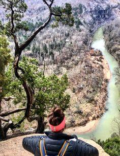 Big Bluff, Ozark Arkansas