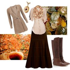 """""""Fall outfit"""" by christianmodesty on Polyvore"""