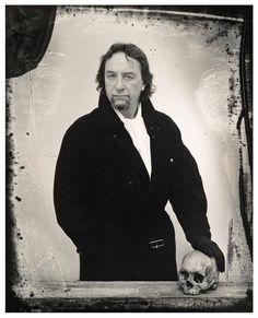 Joel Peter Witkin Auto-Portrait