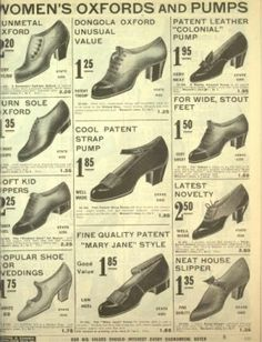 1916 womens hsoes Edwardian oxford shoes womens