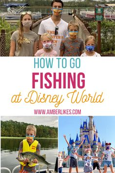 Fishing at Disney World is a unique and unforgettable experience! Find out what it's like with pictures and a full review. #disney #disneyworld #fishing #florida #disneymom #orlando #takemefishing Disney World Shows, Disney World Secrets, Disney World Rides, Disney World Food, Disney World Florida, Disney World Parks, Disney World Tips And Tricks, Disney Tips, Florida Travel