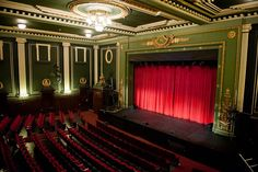 Northern Soul's Damon Fairclough goes behind the scenes at The Epstein Theatre, Liverpool.