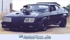 Ford Falcon MAD MAX Bild - Auto Pixx