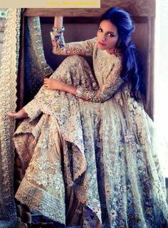 Elan Garden of Evening Mists Bridal Couture 2014 2015