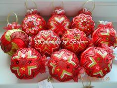 Vianočná kolekcia v klasických farbičkách  :)