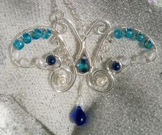 wire wrapped insect s | ... • View topic - Down To the Wire - Elzaim's wire-wrapped jewelry