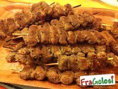 Ricetta - Braciolettine alla messinese - Ingredienti e preparazione per ottenere le Braciolettine alla messinese.