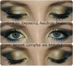 Younique mineral pigments and 3D Fiber Lashes Moodstruck mascara. http://www.NotJustMascara.com