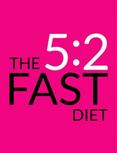 I found this great 5:2 diet app and lost 32lbs in 2 months!  I can't recommend it enough!  The app includes recipes for your fasting days of 0-10, 100, 200, or 300 calories as well as tracking tools to graph weight, body fat, measurements (total inches) and before and after pictures so you can see just how effective this diet is for you!