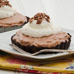Mini No Bake Nutella Cheesecake   realmomkitchen.com