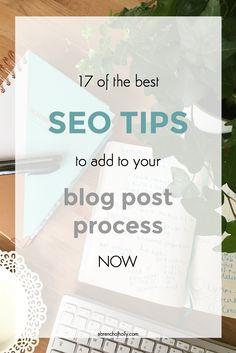 best seo tips