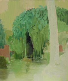 """Joseph Noderer Krause 2013 Oil on Panel 10""""x12"""""""