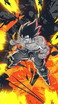 How i feel after getting a good night rest👍 Otaku Anime, Manga Anime, Anime Art, Dragon Ball Gt, Foto Do Goku, Naruto, Akira, Fan Art, Kawaii Anime