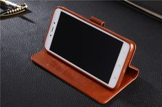 Luxury Wallet Case For Xiaomi Redmi Note 4 Flip Cover PU Leather Stand Phone Bags Cases. Click visit to buy #FlipCase #case