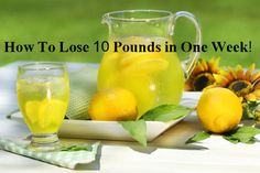 Looking for a Fast and Effective Diet? This is How To Lose 10 Pounds in One Week! | Diet of Life
