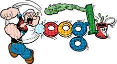 Popeye Google