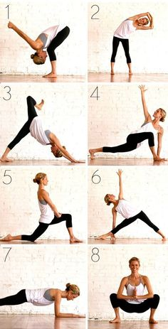 ¡Comienza el día con buena energía,no te pierdas esta rutina de #Yoga!