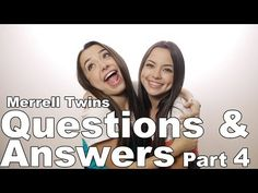 Merrell Twins - Questions & Answers part 4 - YouTube