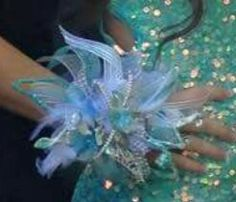Corsage  made by Leisa Black Hergert at Leisa's House of Flowers