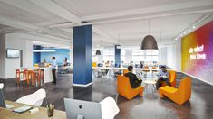 Architecture Visualisation – Broadway Offices