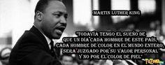 Imagenes Frases de Martin Luther King en español