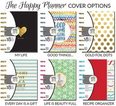 Planner Review | The Happy Planner | 2015 – 2016