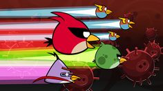 Angry Birds Space Wallpaper Free Wallpapers