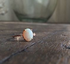 Hey, I found this really awesome Etsy listing at https://www.etsy.com/listing/218586259/opal-ring-opal-engagement-ring-14k-opal