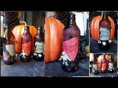 Diy:Halloween Potion Bottles