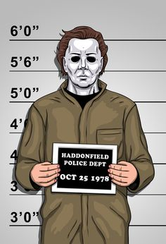 Usual Suspects -Mr. Myers by b-maze on DeviantArt