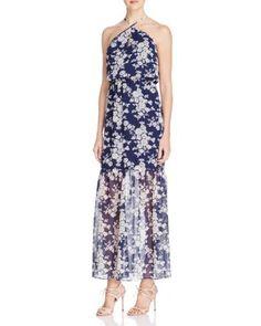 Ali & Jay Floral Print Maxi Dress   Bloomingdale's