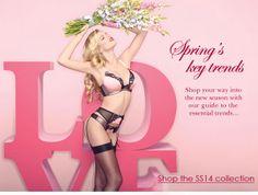 Spring's Key Trends - Boux Avenue!