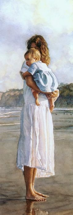 """In Mothers Arms"" -  Steve Hanks"