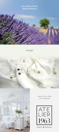 Atelier1963 @motturaSpa sistemi per tende tecniche #vaniglia #collezione #tessuti