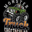 Outlaw Monster Truck Spectacular by teebazaar Big Trucks, Cool T Shirts, Monster Trucks, Hoodies, Sweatshirts, Parka, Hoodie, Hooded Sweatshirts, Big Rig Trucks