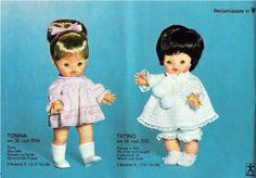 Catalogo furga 1972: Tonina e Tatino