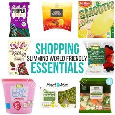 New Slimming World Shopping Essentials 3/5/18