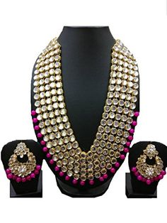 VVS Jewellers Attractive Indian Bollywood Designer Pink P... https://www.amazon.com/dp/B073RFVQJ9/ref=cm_sw_r_pi_dp_x_yz1xzbAE14S2Z