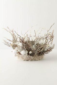 Anthropologie's Mythic Nest Tree Topper