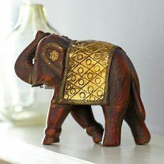 The elephant I got for Christmas  <3