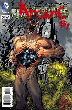 Swamp Thing - The Patchwork History released by DC Comics on November Rare Comic Books, Comic Books For Sale, Comic Book Covers, Swamp Thing Dc Comics, Dr Fate, Justice League Dark, New 52, Horror Comics, The Villain