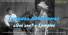 idiomas lenguas autoctonas que son ejemplos