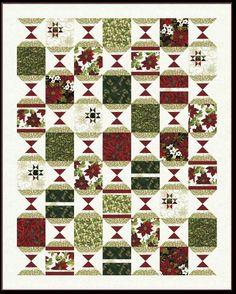 Christmas+Candy+quilt%2C+64x80%2C+Hoffman+Fabrics.jpg 1,284×1,600 pixels