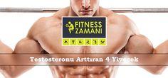 Testosteronu Arttıran 4 Yiyecek