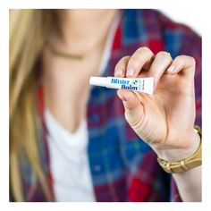 """With all the sickness going on right now, this was needed! I used to use the tiny blue tube (not gonna name names) and it worked pretty well. But this Blister Balm External Analgesic Ointment knocks cold sores out so quickly!"" -Haily M. . . . #Fivestars #review #coldsore #ointment #coldsoretreatment #jojoba #safeforkids #natural #coldsoretherapy #coldsorecream #feverblister #blisterbalm Key Ingredient, Active Ingredient, Jojoba Oil Uses, Cold Sore Relief, Cold Sore Treatment, Medical Help, Lemon Balm, Peppermint, The Balm"