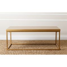Abbyson Living Coffee Table | AllModern