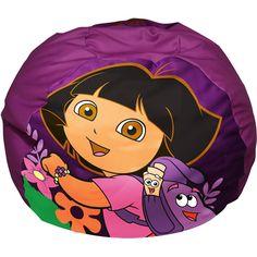 Nickelodeon - Dora Hiking Bean Bag