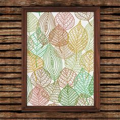 Leaf Skeleton Art cross stitch pattern featuring autumn leaves in different types and colors is a beautiful natural decor item and a perfect gift for nature lovers. PATTERN SPECIFICATIONS: Stitches : full cross stitch Colors: DMC stranded cotton Required Colors: 11 Stitch size: 224 x 280 Suggested fabric: 28 count Aida Strands: 1 Designed area: 8 x 10 inches Frame: 8x10 inches This PDF pattern contains: - Cover - Floss Palette - Color Symbol Chart - Black and White Symbol Chart SHIPPING:...