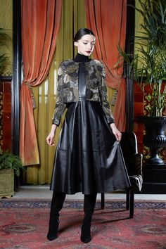Alice & Olivia by Stacey Bendet | Fall 2015 Fashion Show | The Imprint