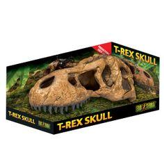 Exo Terra® T-Rex Skull Fossil Hideout | Habitat Decor | PetSmart